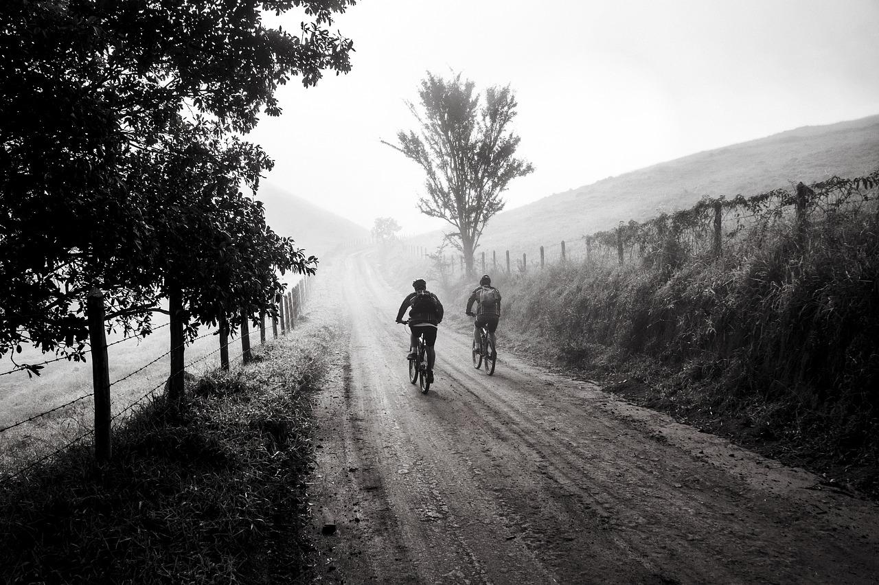 Jean-Pierre Lamour en route pour 2200kms